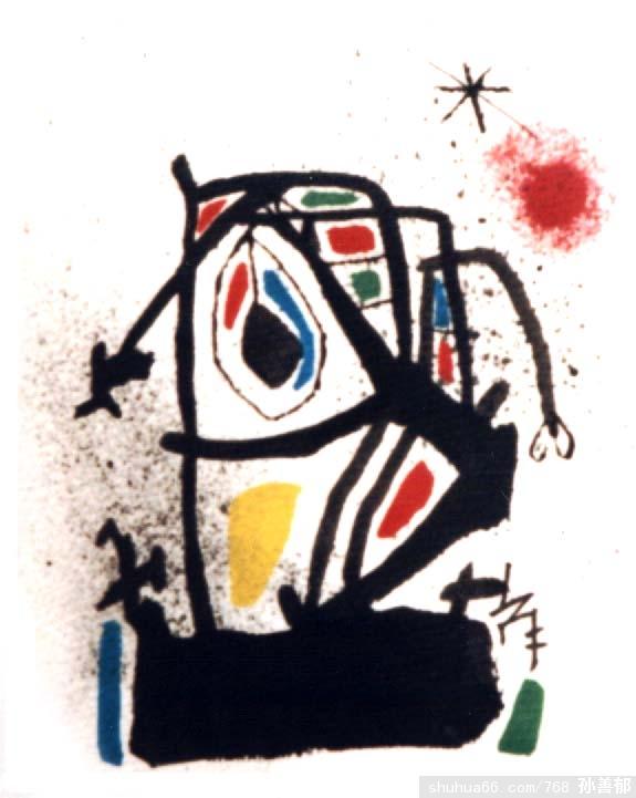 抽象画3 我的抽象作品 孙善郁