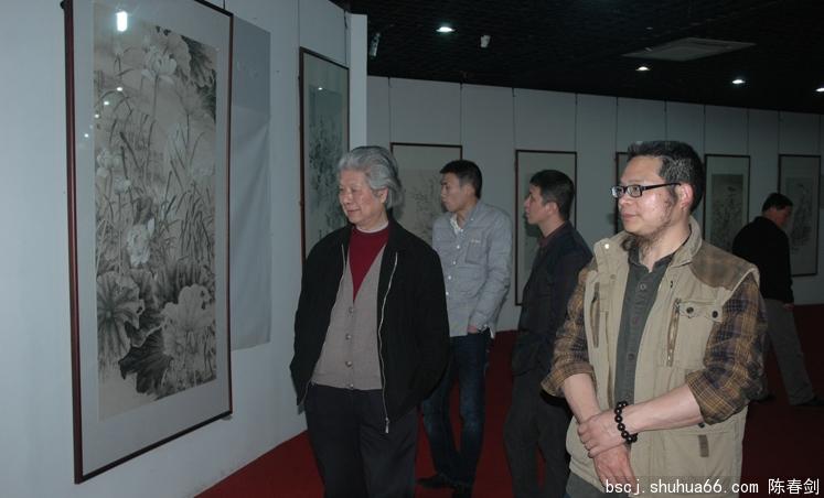 陳春劍畫展