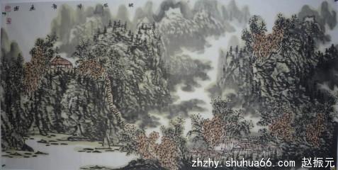 """""""黄河情系中国梦书画展""""在甘肃省艺术馆举行"""