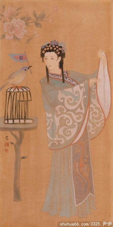 中国画的节奏
