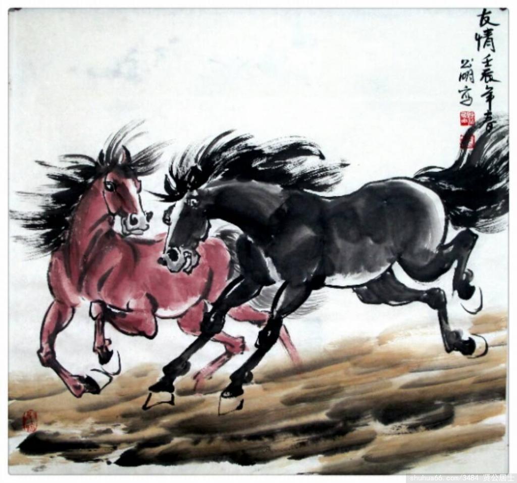 《十一月四日风雨大作》 - 周石峰 - 画竹大师周石峰
