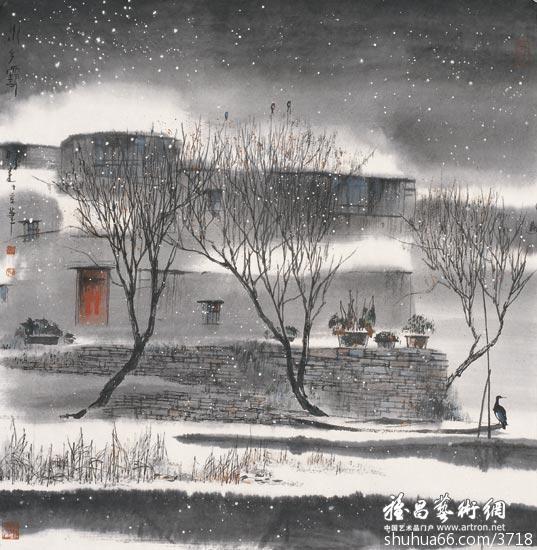 水墨江南——杨明义访谈